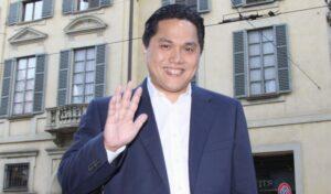 Erick Thohir, pronto a sotenere il progetto di rivalutazione di San Siro