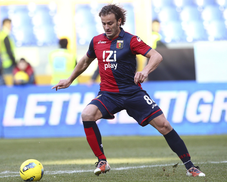 Alberto Gilardino, ancora una volta decisivo nel Genoa.