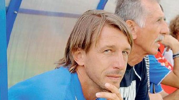 Stefano Vecchi, allenatore del Carpi