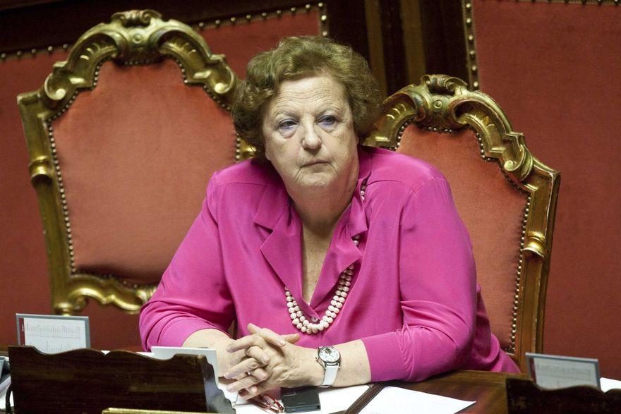 Il Ministro Cancellieri al question time al Senato