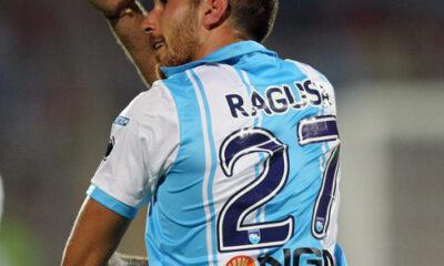 Antonino Ragusa, centrocampista del Pescara,