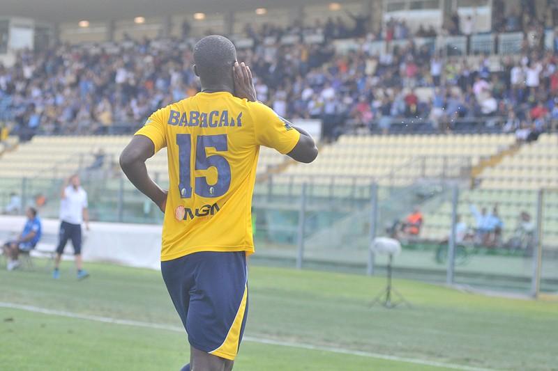 Khouma Babacar, attaccante del Modena
