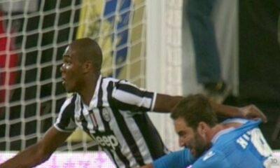 Juventus-Napoli Higuain