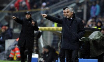 La sfida in panchina tra Conte e Donadoni in Parma-Juventus