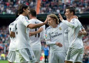Seconda vittoria consecutiva nella Liga del Real Madrid