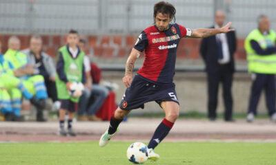 Daniele Conti, capitano del Cagliari