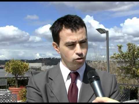Edoardo Zanchini, vicepresidente di Legambiente