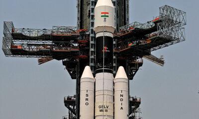 L' India da il via alla missione per studiare Marte
