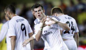 Gareth Bale, 24 anni attaccante del Real Madrid