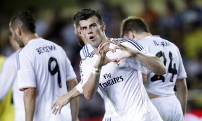 Bale Real Madrid Basilea
