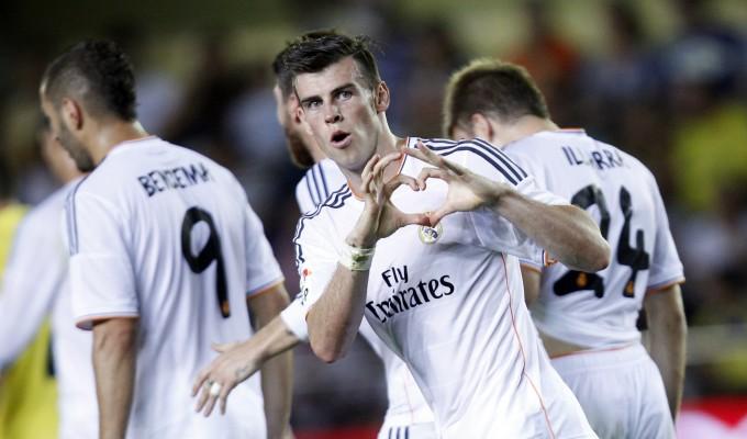Bale Real Madrid Basilea