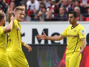Presentazione Bundesliga: Henrik Mkhitaryan, nuova stella del BVB
