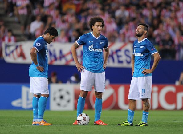 Lo Zenit cerca la vittoria verità per il passaggio del turno