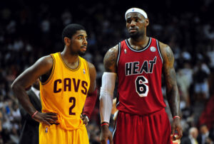 Irving, James: li vedremo insieme in maglia Cavs?