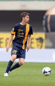 Jorginho, centrocampista del Verona