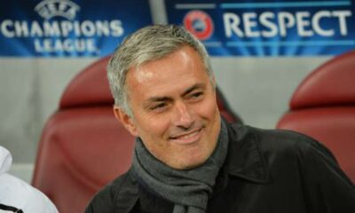 Josè Mourinho, tecnico dei Blues