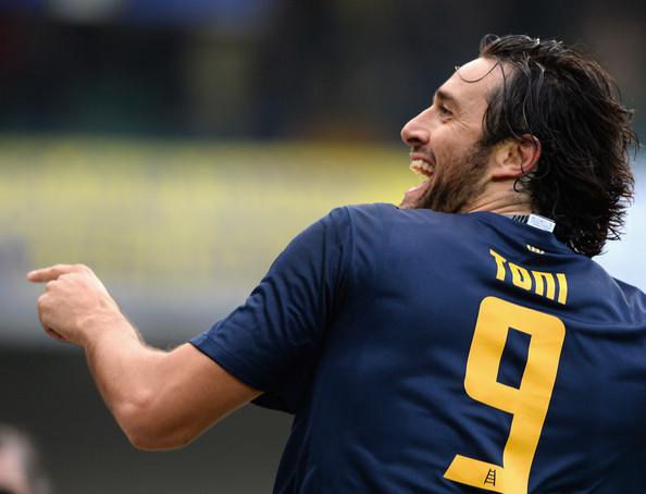 Luca Toni proverà a far esultare i suoi possessori al fantacalcio