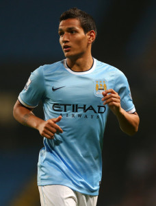 Marcos Lopes, centrocampista del Manchester City