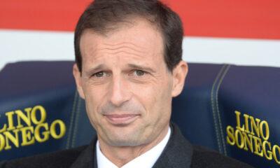Massimiliano Allegri, allenatore del Milan