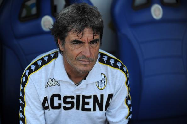 Mario Beretta, allenatore del Siena