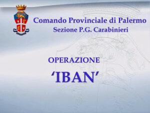 """Presentazione Operazione """"IBAN"""" da parte del Comando Provinciale dei Carabinieri"""
