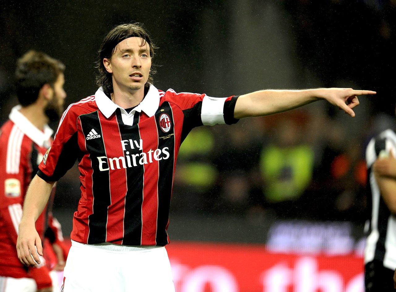 Montolivo, capitano del Milan