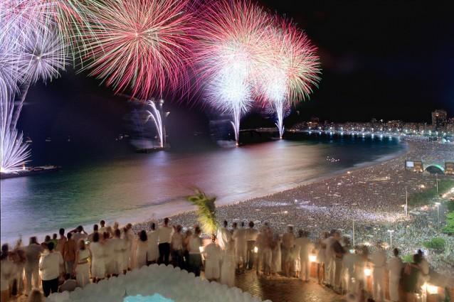 Festeggiamenti capoanno Rio
