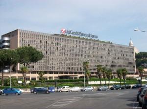 Unicredit sede Roma