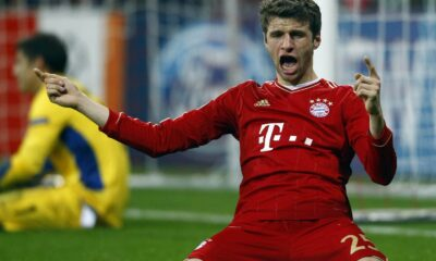Thomas Muller, 13 gol in Bundesliga lo scorso anno