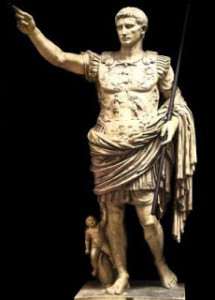 Statue dell'Imperatore Augusto