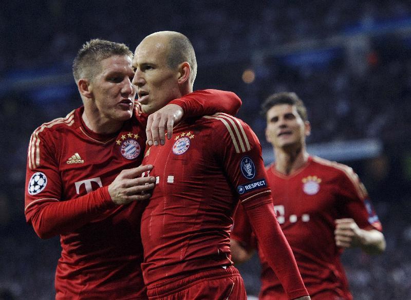 Il Bayern Monaco vince anche nell'ultima giornata di Bundesliga