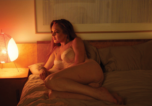 "Lindsay Lohan in ""The Canyons"""