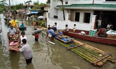 Tifone Haiyan Filippine