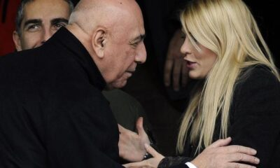 Adriano Galliani e Barbara Berlusconi