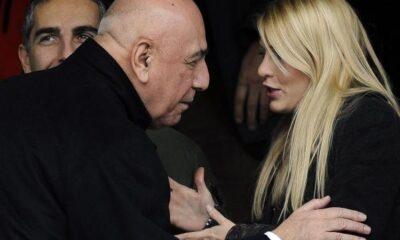 Adriano Galliani e Barbara Berlusconi