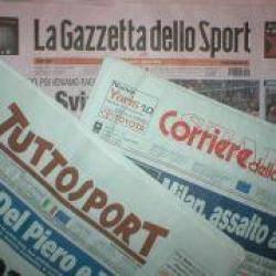 La scena dell'informazione sportiva italiana