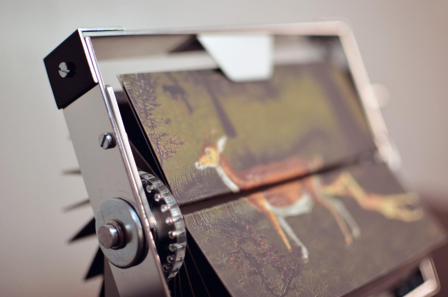 Giphoscope, prodotto da Marco Calabrese e Alessandro Scali