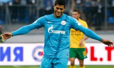 Hulk, attaccante dello Zenit San Pietroburgo