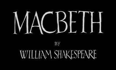Macbeth, la copertina