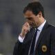 Massimiliano Allegri, in bilico sulla panchina del Milan