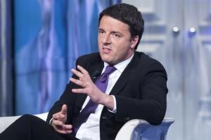 Matteo Renzi, favorito nella corsa alle Primarie PD