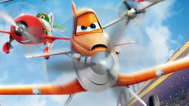 Planes, il nuovo film Disney