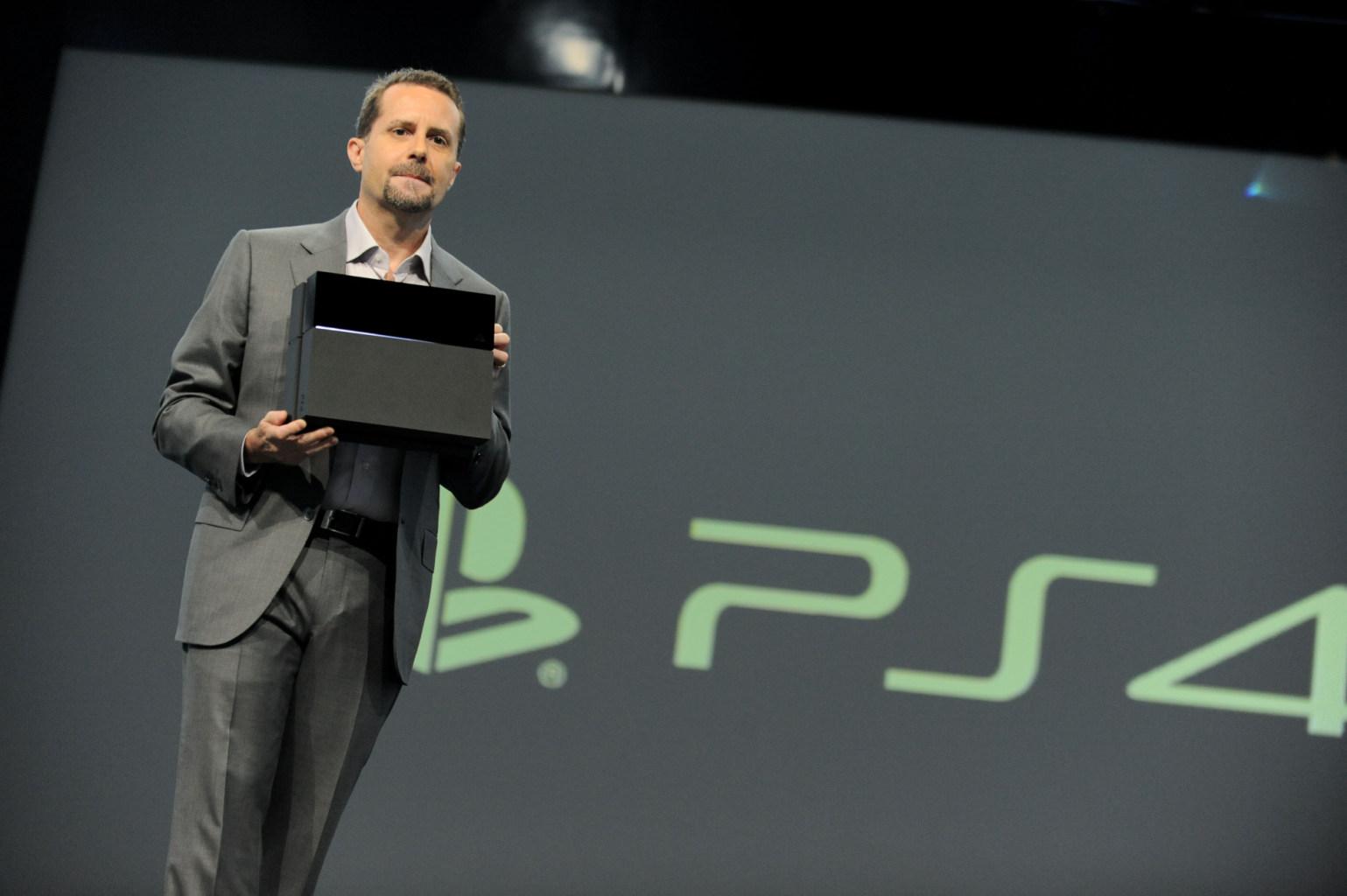 La playstation 4 sul mercato