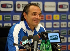 Cesare Prandelli dovrà fare a meno di Giuseppe Rossi