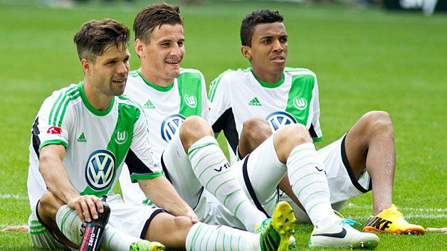 Il Wolfsburg, travolto dall'Hoffenheim, manca l'aggancio alla zona Champions