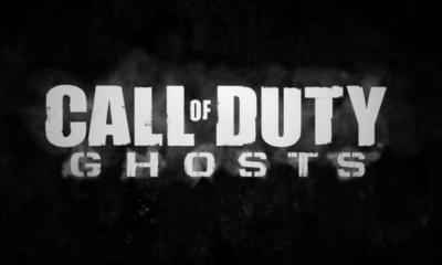 cod ghosts logo