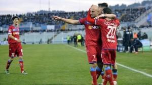L'Empoli chiude il girone d'andata al secondo posto