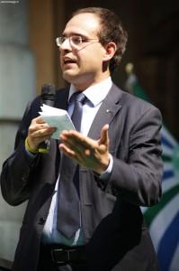 Roberto Moncalvo, presidente di Coldiretti.