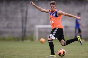 Adryan, trequartista del Flamengo e obiettivo di mercato del Cagliari