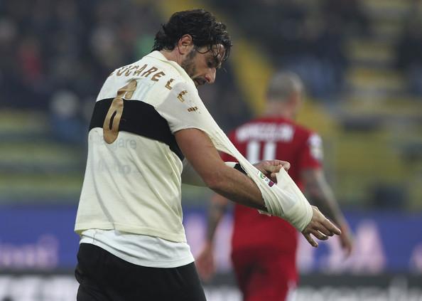 Pagelle Sampdoria-Parma: Lucarelli bomber e leader